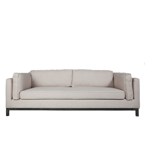 Lexington Sofa in Natural White
