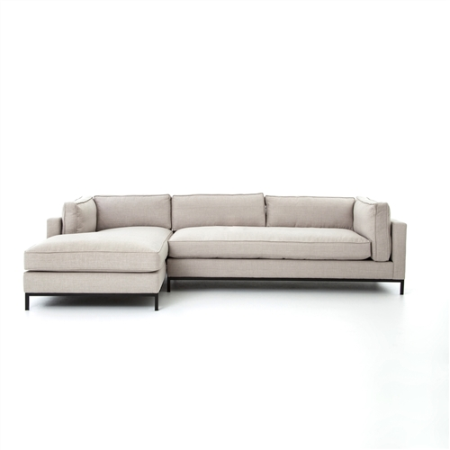 Atelier Grammercy 2 Piece Sectional Left Arm Chaise