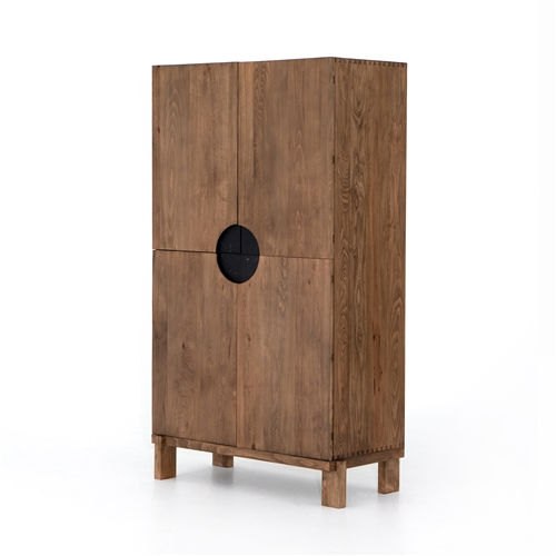 Monte Cabinet In Golden Beech