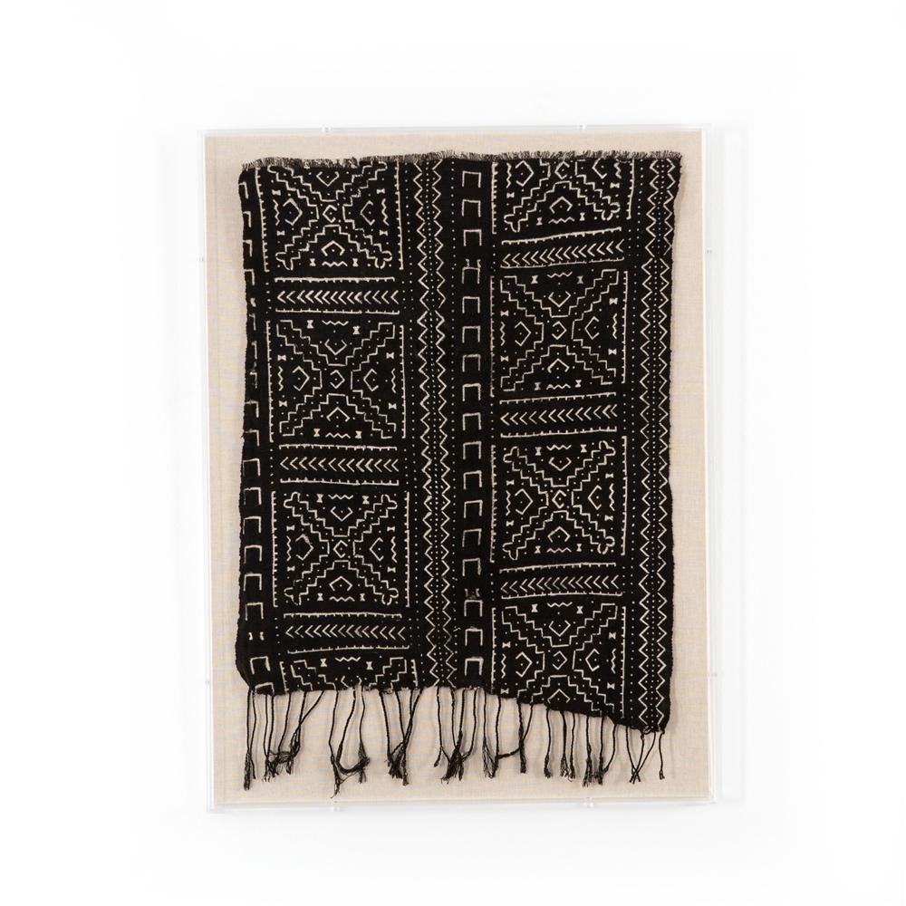 black mud cloth