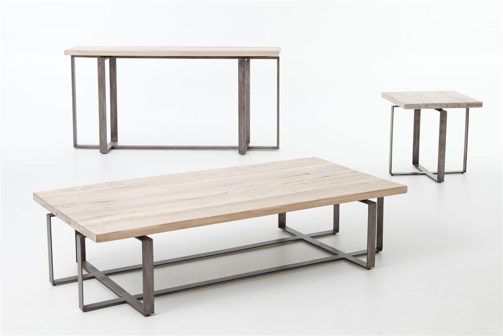 Genial Wesson Brant Coffee Table   Bleached Oak