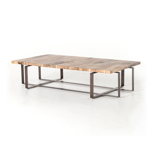 Wesson Brant Coffee Table - Spalted Primavera
