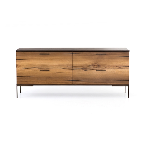 Cuzco 4 Drawer Dresser, Natural Yukas