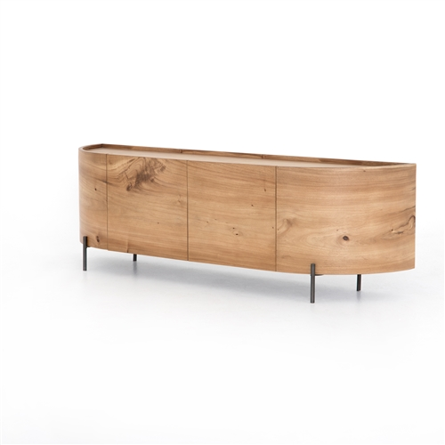 Wesson Lunas Media Console