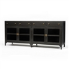 Four Hands Belmont Shadow Box Media Console