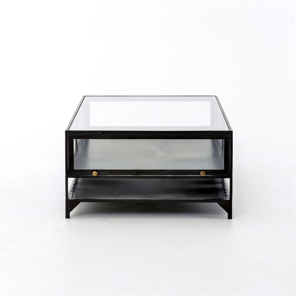 Belmont Shadow Box Coffee Table The Khazana Home Austin Furniture
