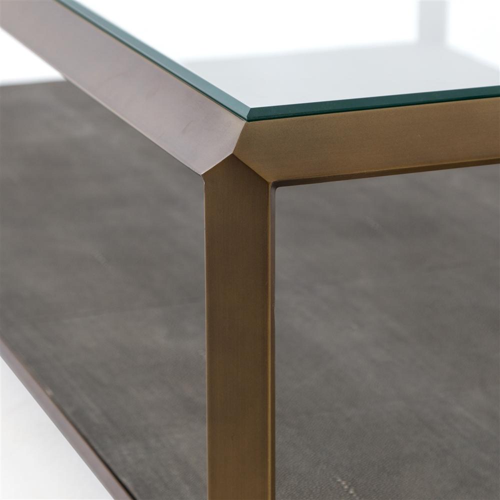 Bentley Reen Shadowbox Coffee Table