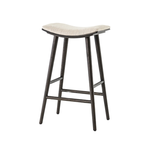 Union Saddle Bar Stool, Essence Natural