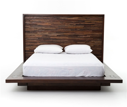 Bina Devon Queen Bed