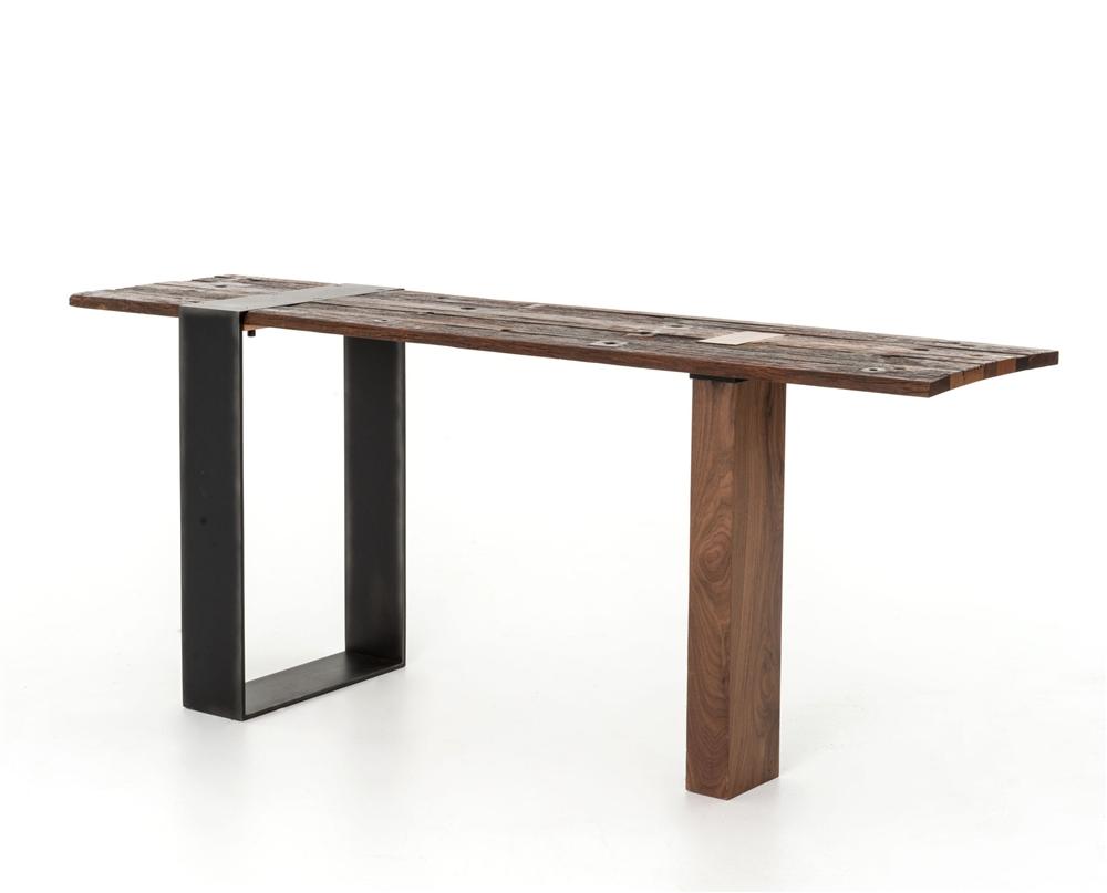 Delightful Bina Marlon Console Table