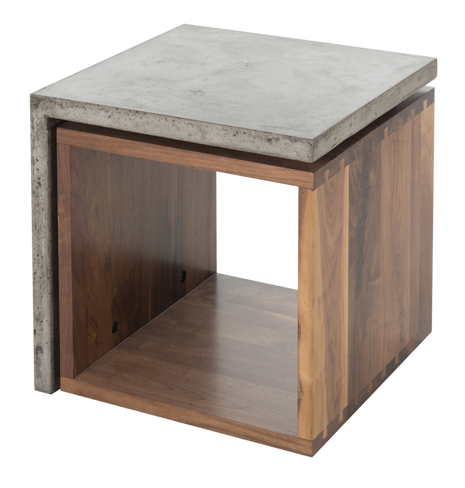 Delightful Bina Freddie Side Table