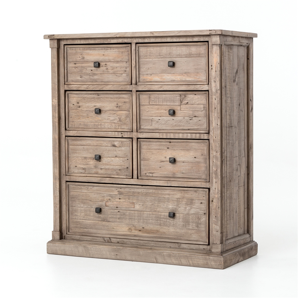 dp dresser drawer rustic amazon wood com six warehouse