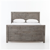 Caminito King Quick To Assemble Bed in Black Olive