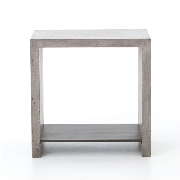 Everett Hugo End Table
