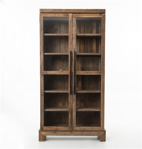 Four Hands Sierra Camino Bookcase