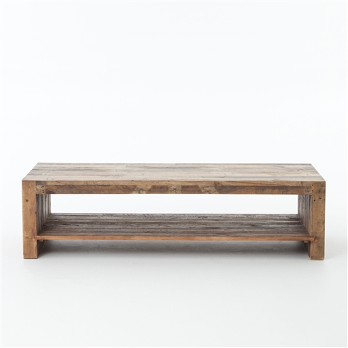 Four Hands Sierra Beckwourth Coffee Table