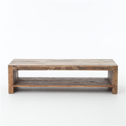 "Four Hands Sierra Beckwourth 48"" Coffee Table"