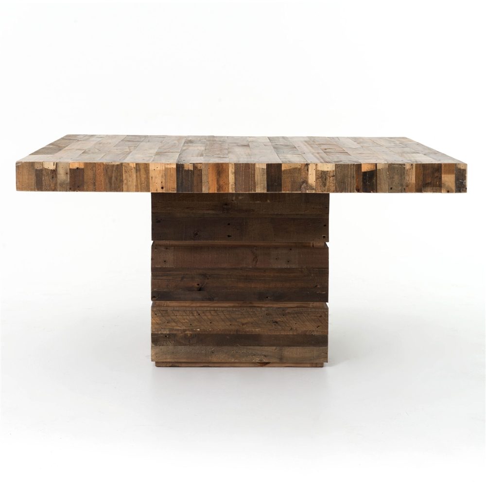 Tahoe square dining table the khazana home austin furniture store square dining table larger photo email a friend watchthetrailerfo