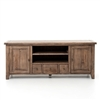 Irish Coast TV Console in Sundried Ash