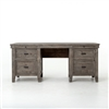 Irish Coast Desk in Black Olive