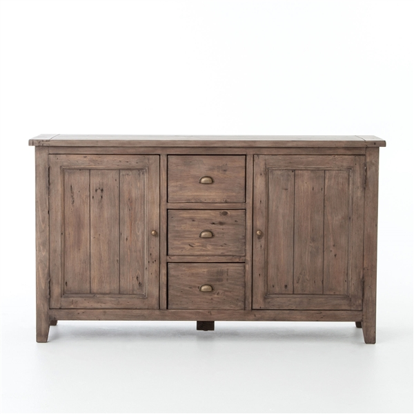 Irish Coast Sideboard in Sundried Ash