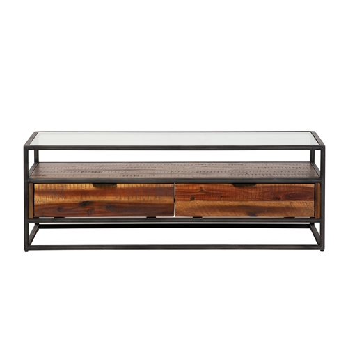 Hudson Shadow Box Coffee Table