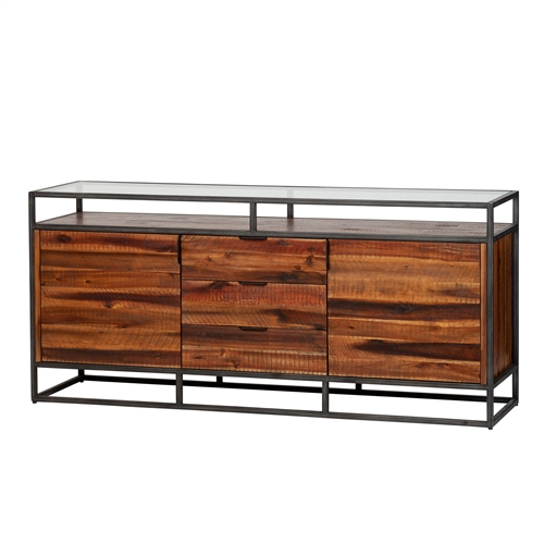 Hudson Shadow Box Sideboard