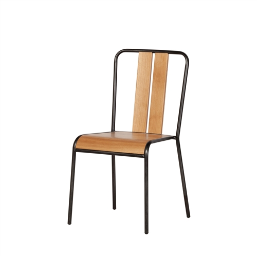 West End Oak Dining Chair
