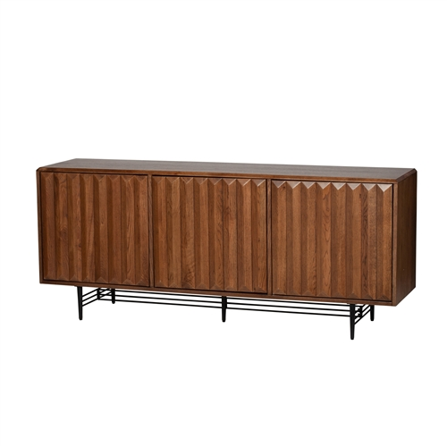 Logan Oak Sideboard
