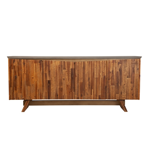 Abbott Concrete Top Sideboard
