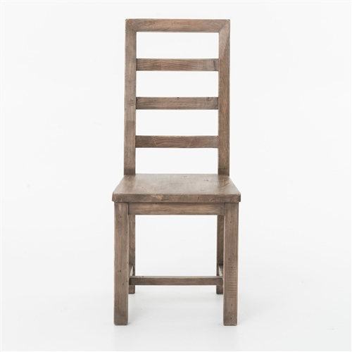 Post & Rail Dining Chair in Sundried Ash