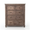 Four Hands Settler Seven Drawer Dresser