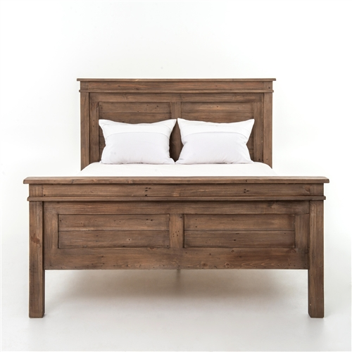 Four Hands Settler QTA Queen Platform Bed