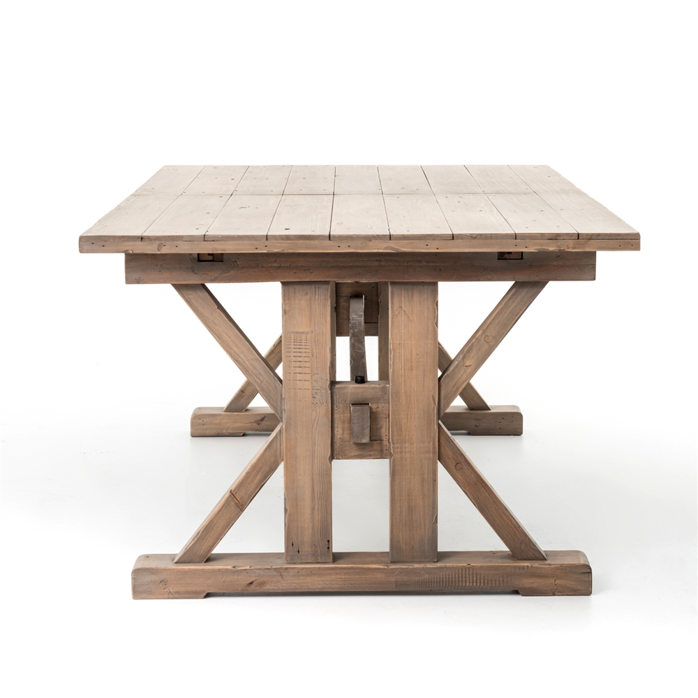 Tuscan Spring Dining Table The Khazana Home Austin Furniture Store