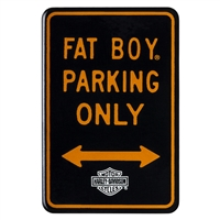MAGNET-FATBOY PARKING