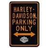 MAGNET-HD PARKING ONLY STREET