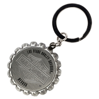 Harley-Davidson Bottle Cap Shaped Bottle Opener - Shop.LVHD.com