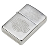 Limited Edition Silver Harley-Davidson Zippo Lighter