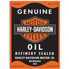 SIGN-HD OIL CAN RECTANGLE TIN
