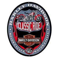SIGN-HD CLASSIC RIDE