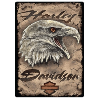 SIGN - EAGLE CARD