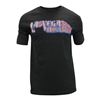 men's wild joker black t-shirt
