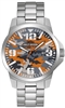 Harley-Davidson Men's Camo Print Layered Dial Watch