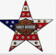 H-D STAR WITH B&S PIN