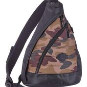 H-D QUILTED CAMO SLING