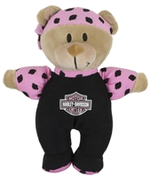 "TOY - 8"" HARLEY CUTIE SHAKE RATTLE & ROLL"