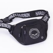 H-D WILLIE G LOGO BELT BAG