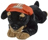 "TOY- REBEL ROTTWEILER 14"" CUDDLE BUDS"
