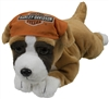 "Harley-Davidson Toy -  Rumble Boxer 14"" Cuddle Buds"