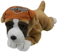 "TOY- RUMBLE BOXER 14"" CUDDLE BUDS"